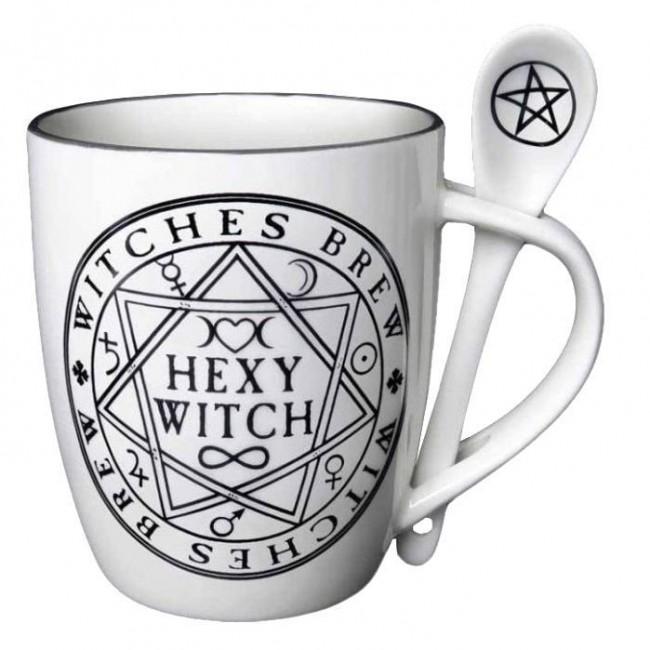 Alchemy Gothic-Hexy Witch Mug Set