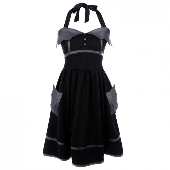 Restyle-Bat Wing Dress