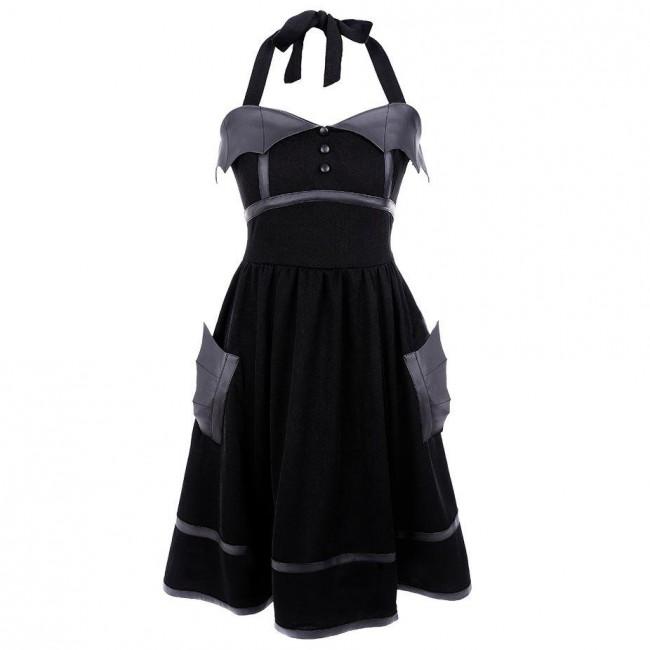 Restyle-Bat Wing Dress