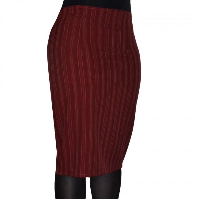 Phaze Clothing-Bitter Beauty Pencil Skirt