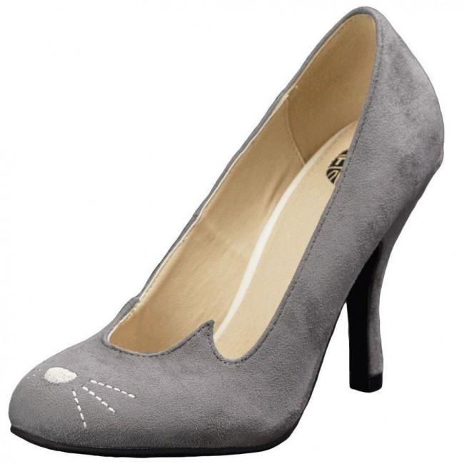 T.U.K. Footwear-Sophistakitty Bombshell Heels