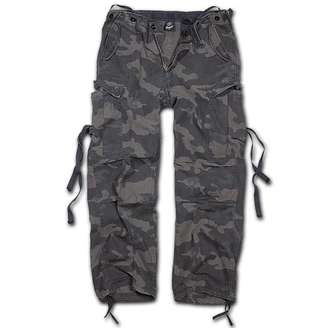 Brandit-Dark Camo M65 Trouser
