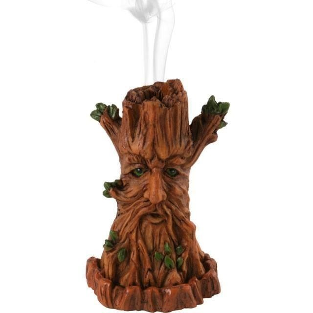 Something Different-Tree Man Incense Cone Holder