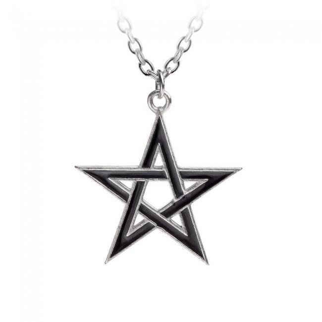 Alchemy Gothic-Star Pendant