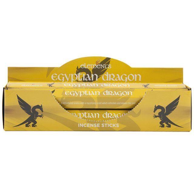 Something Different-Egyptian Dragon Incense Sticks