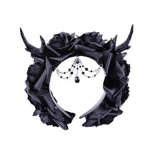 Restyle-Antler Rose Headband