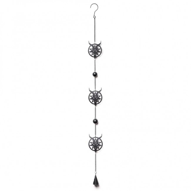 Alchemy Gothic-Baphomet Hanging Decoration