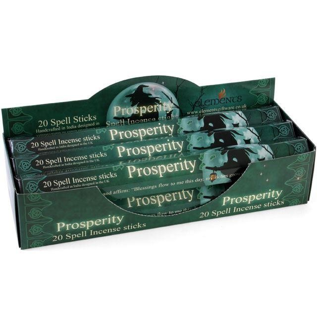 Lisa Parker-Prosperity Incense Sticks
