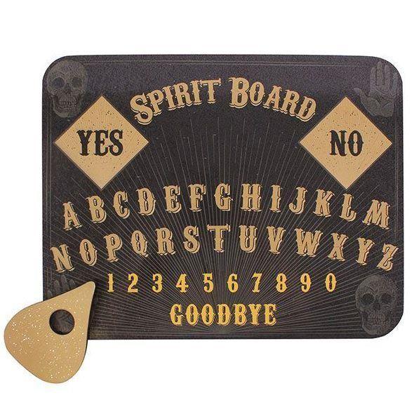 Something Different-Skull Print Spirit Board