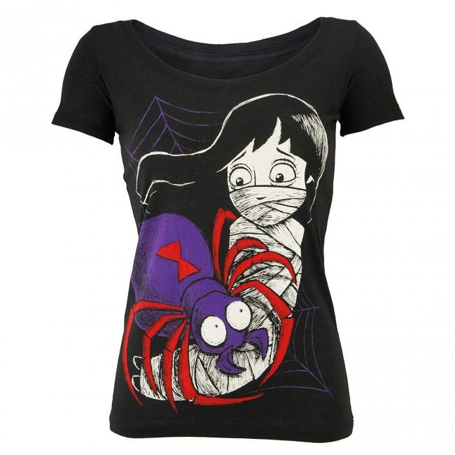Akumu Ink-Trapped T-shirt