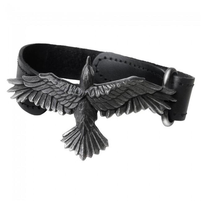 Alchemy Gothic-Black Consort Bracelet