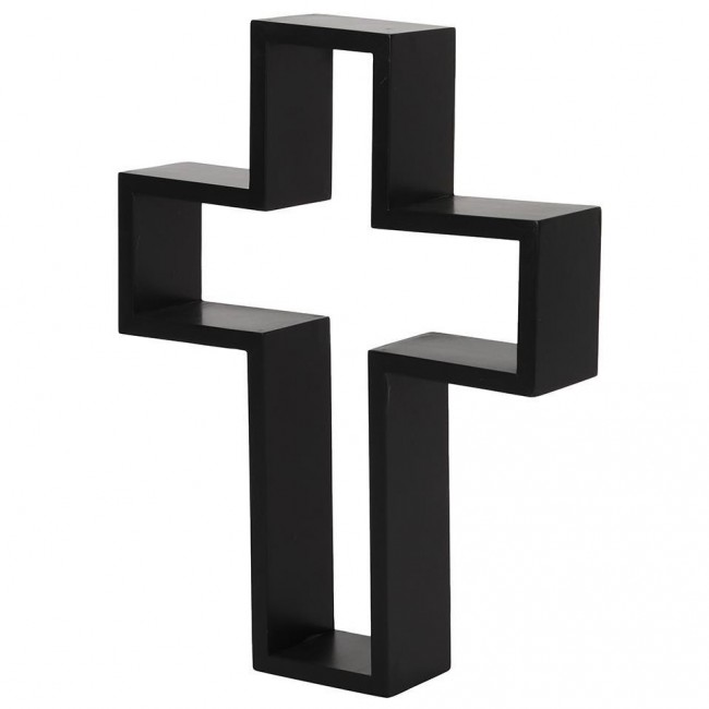 Phoenixx Rising-Crucifix Shelving Display