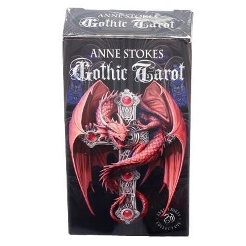 Nemesis Now-Anne Stokes Tarot Cards