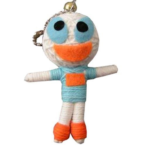 Cleo Gifts-Donald Duck Voodoo Doll Key Ring