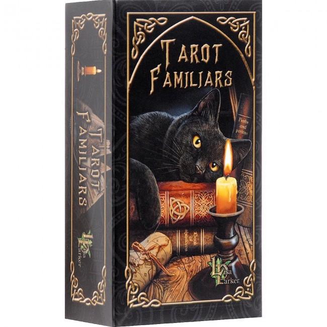 Lisa Parker-Familiar Tarot Cards