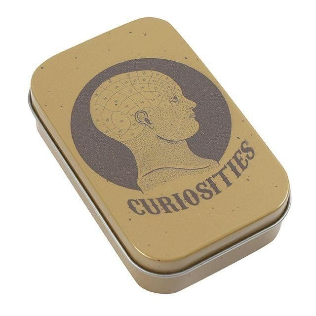 Something Different-Curiosities Metal Tin