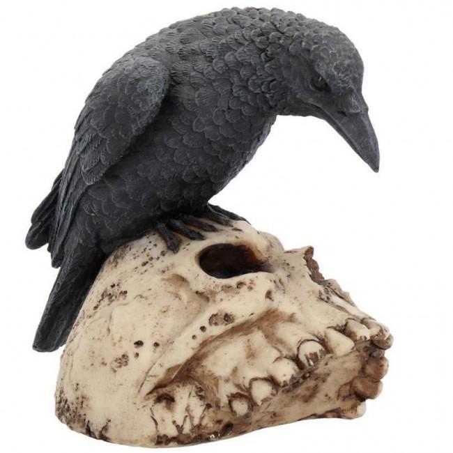 Nemesis Now-Ravens Remains Ornament