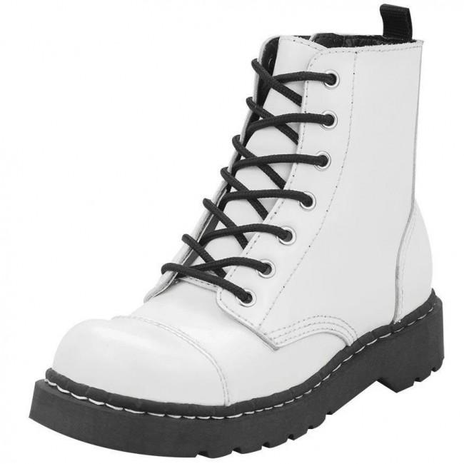 T.U.K. Footwear-Anarchic Ankle Boots