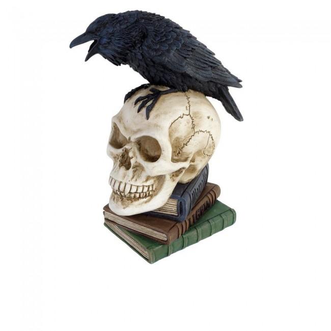 Alchemy Gothic-The Raven Skull