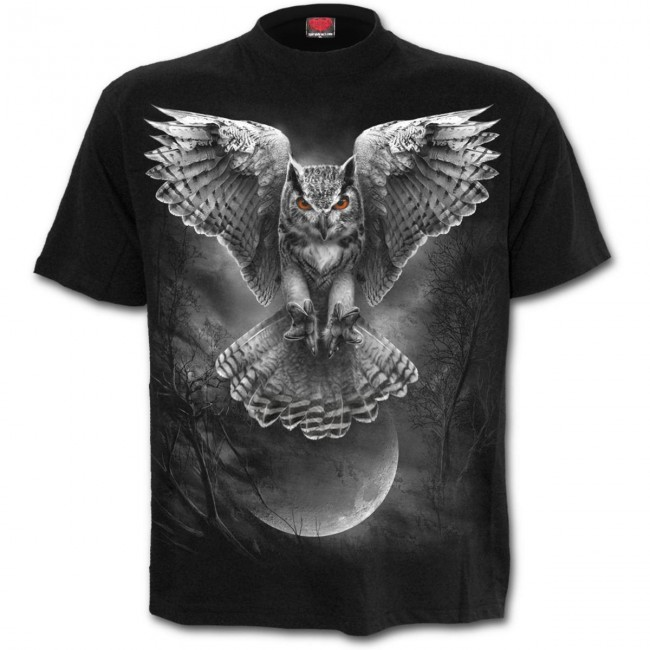 Spiral Direct-Wings Of Wisdom T-Shirt