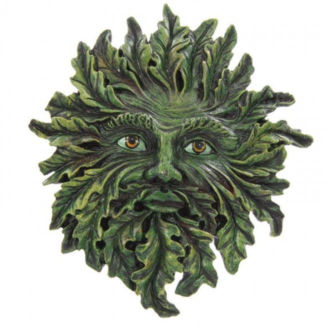 Puckator-Green Man Wall Plaque