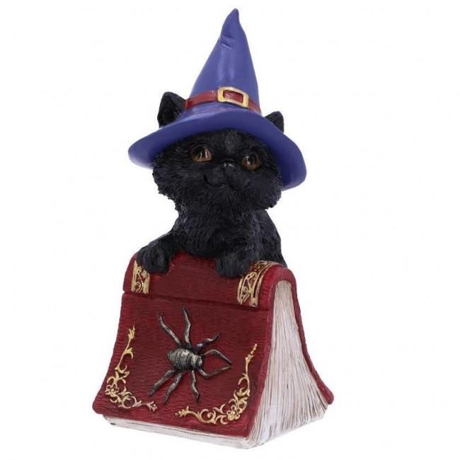 Nemesis Now-Hocus Cat Ornament