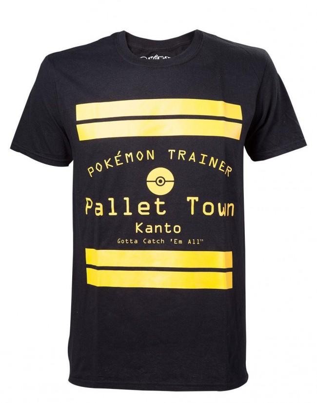 Phoenixx Rising-Pokemon Pallet Town T-Shirt