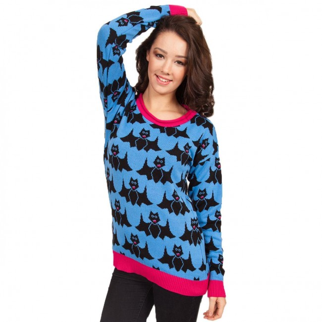 Flip Flop And Fangs-Bats Jumper