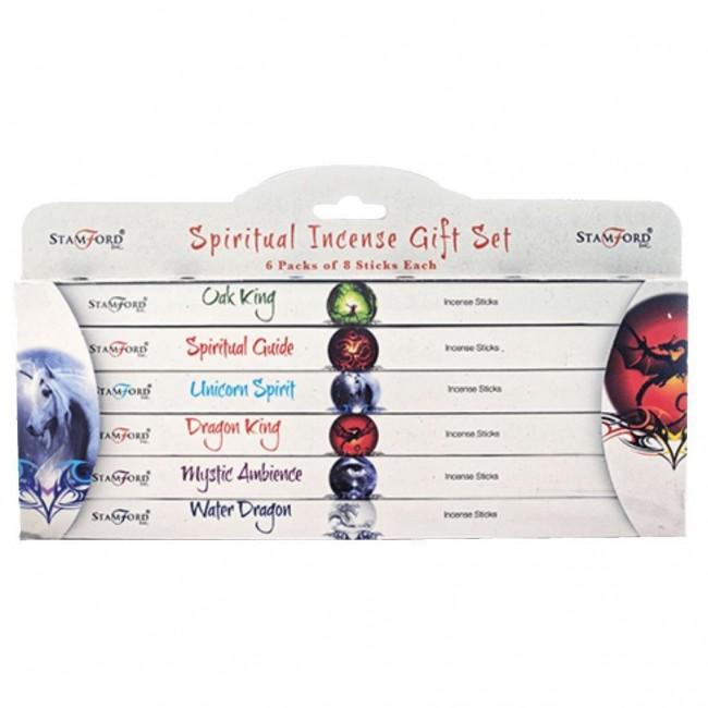 Stamford Incense-Spiritual Incense Gift Set