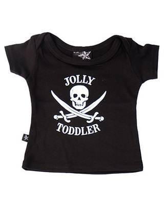 Darkside Clothing-Jolly Toddler T-shirt