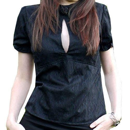 Phaze Clothing-Victorian Nyx Top