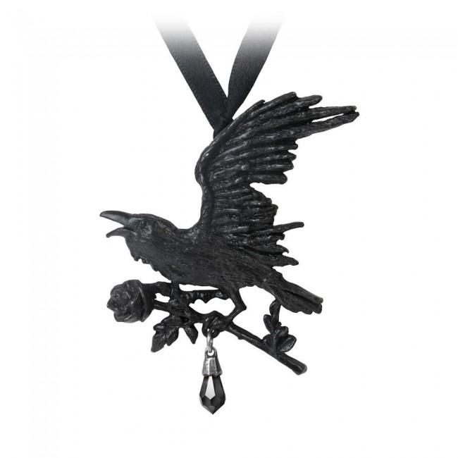 Alchemy Gothic-Harbinger Pendant