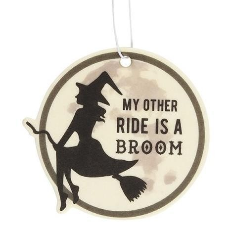 Phoenixx Rising-Witches Broom Air Freshener
