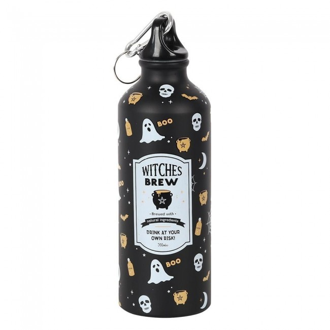 Phoenixx Rising-Witches Brew Metal Water Bottle