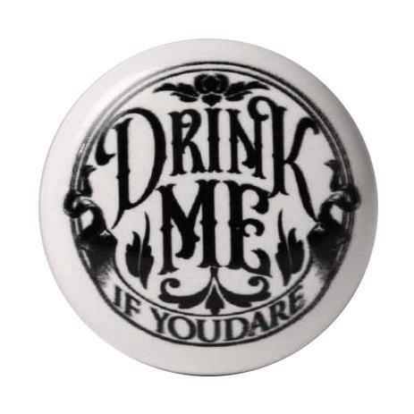 Alchemy Gothic-Drink Me Bottle Stop