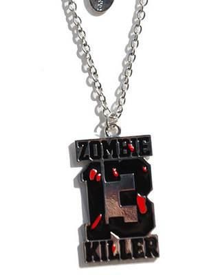 Darkside Clothing-Zombie Killer 13 Pendant