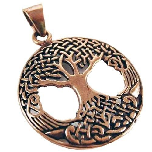 Phoenixx Rising-Tree Of Life Celtic Pendant