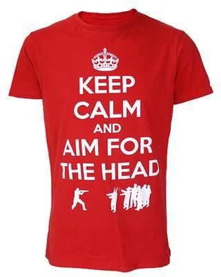 Darkside Clothing-Aim For The Head T-shirt