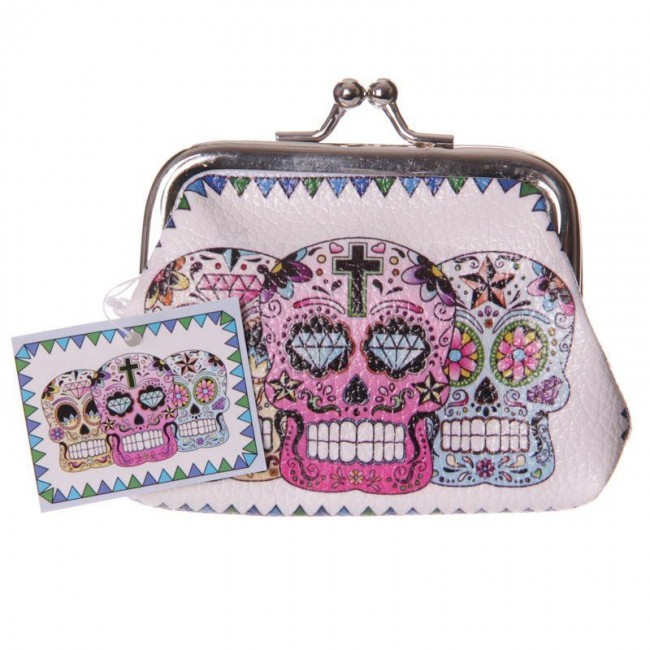 Puckator-Day of the Dead Purse