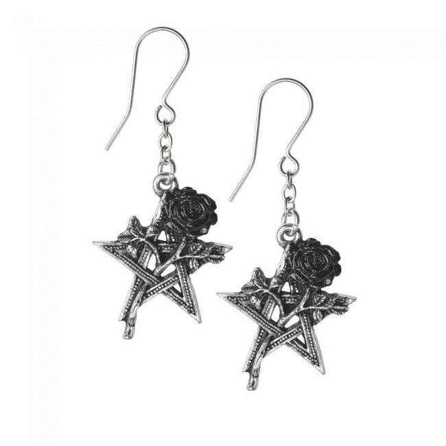 Alchemy Gothic-Ruah Verd Earrings