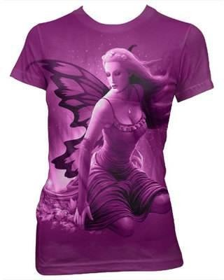 Darkside Clothing-Pixie Wings T-shirt