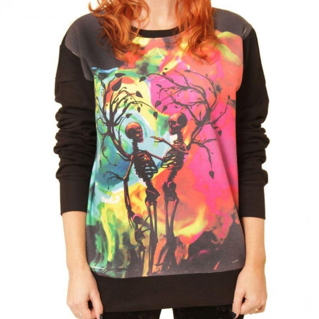 Cold Heart-Tree of Life Jumper