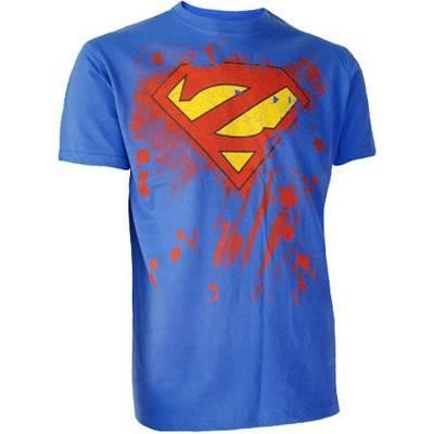 Darkside Clothing-Zombie Superman T-shirt