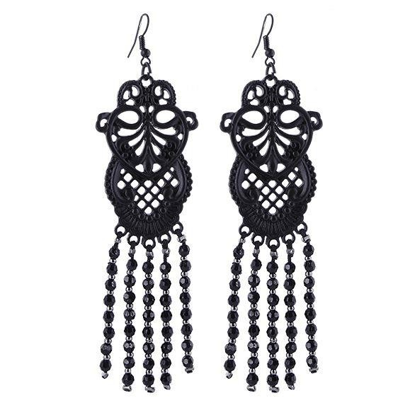 Restyle-Lace Earrings