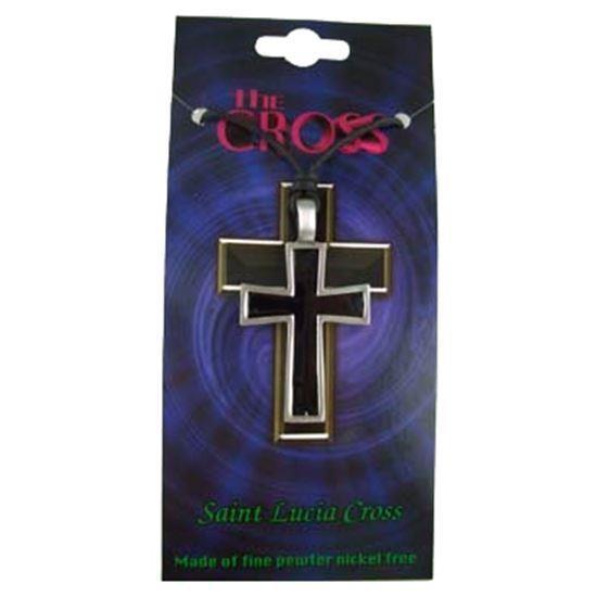 Phoenixx Rising-Gothic Cross Pendant