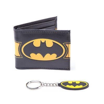 DC Comics-Batman Wallet Gift Set