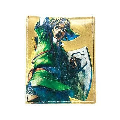 Legend Of Zelda-Legend Of Zelda Link Photo Wallet