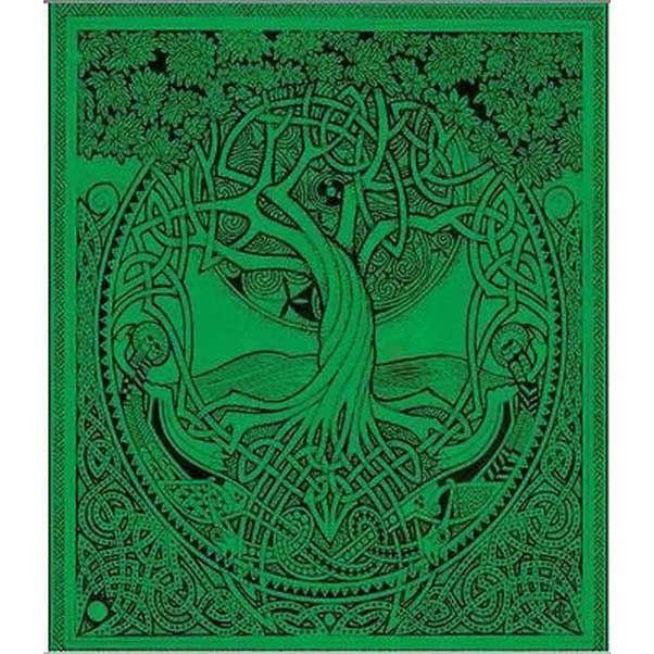 Cleo Gifts-Tree Of Life Single Bedspread