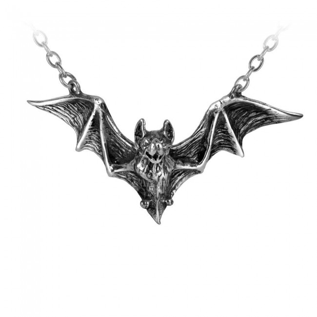 Alchemy Gothic-Om Strygia Necklace