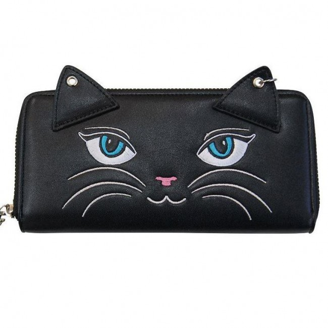 Banned Apparel-Kitty Purse